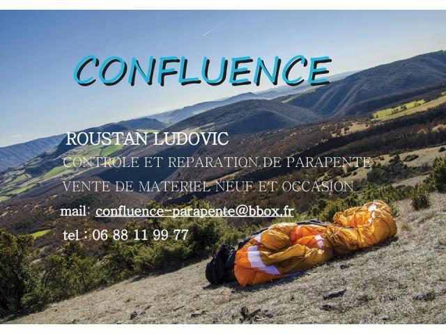 Confluence Parapente